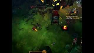 Torchlight 2 Intel HD Graphics 64mb, i3 @2.53ghz 4gb DDR3 TEST
