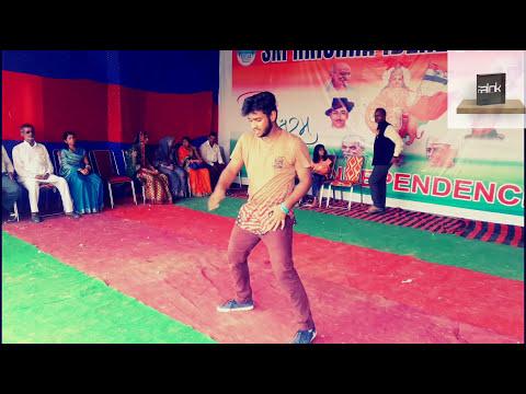 Dance by alok rudra.  abcd2 film songs Mai Teri Chunariya lehrayi