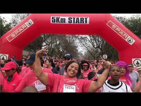 Spar Women's Race Johannesburg 2017