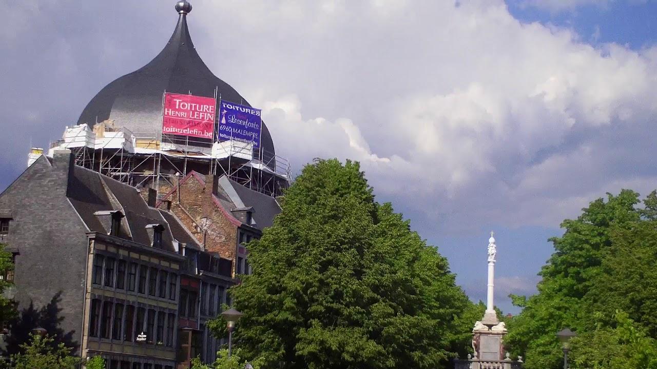 Début du rassemblement antifasciste le 29 mai 2019 à Liège