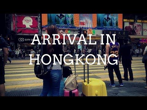 TravelVlog: #18 Arrival In Hong Kong International Airport