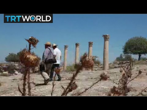 Ancient Temple: Archaeologists excavate new Jordanian treasure