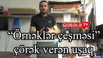 MƏRHƏMƏTLİ UŞAQ