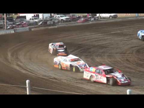 IMCA Modified Heats Independence Motor Speedway 6/10/17