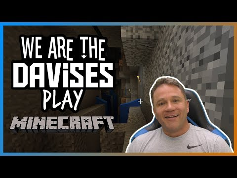 Almost Lost   Minecraft EP-4   We Are The Davises Gaming