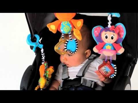 Playgro Висяща играчка маймуна #LhwvO6hdGEE