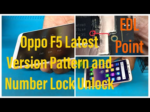 oppo f5 youth frp bypass