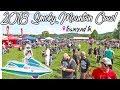 The BIGGEST Mini Motorcycle Meet In AMERICA! | 2018 Smoky Mountain Crawl