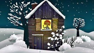 Schlaf gut Winter ❄️ Gute Nacht Geschichte 💤 13 müde Tiere - Kleinkinder App