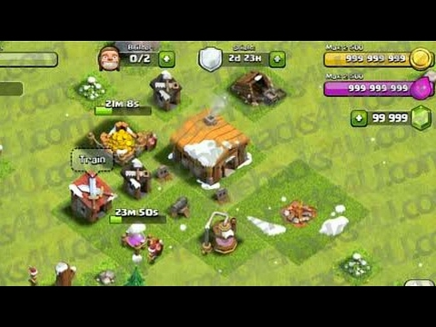 How to hack coc (no root needed)