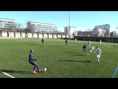 2nd Half 2 16 16 NJCSA U16 VS Paris Football Club