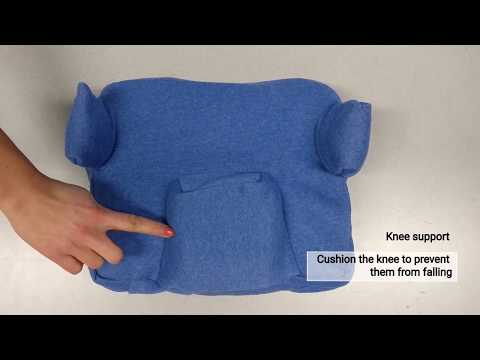 Oolu : Leg pillow for children with Clubfoot
