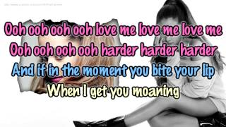 Ariana Grande feat. The Weeknd - Love Me Harder [Karaoke / Instrumental]