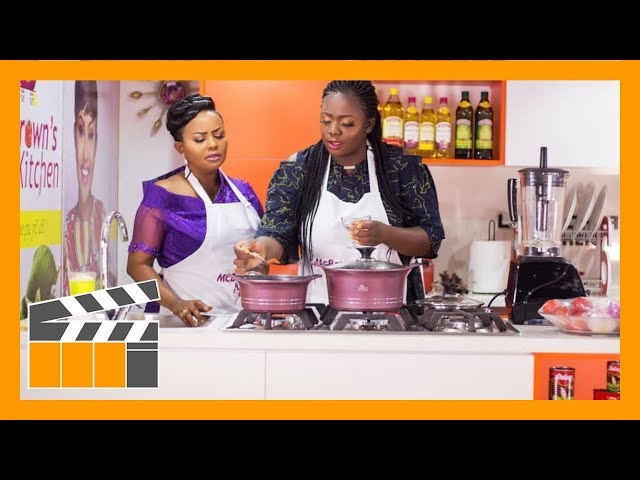 McBrown's Kitchen with Tracy Boakye | SE07 EP11
