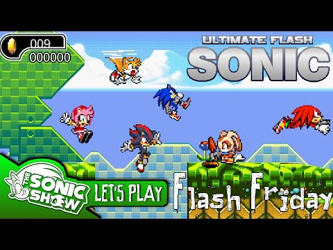 Let's Play Ultimate Flash Sonic Online