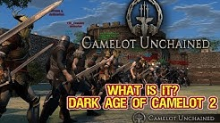 Camelot Unchained MMORPG Explained