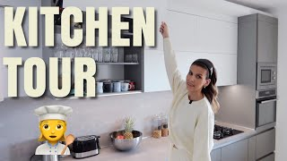KITCHEN TOUR 👩‍🍳