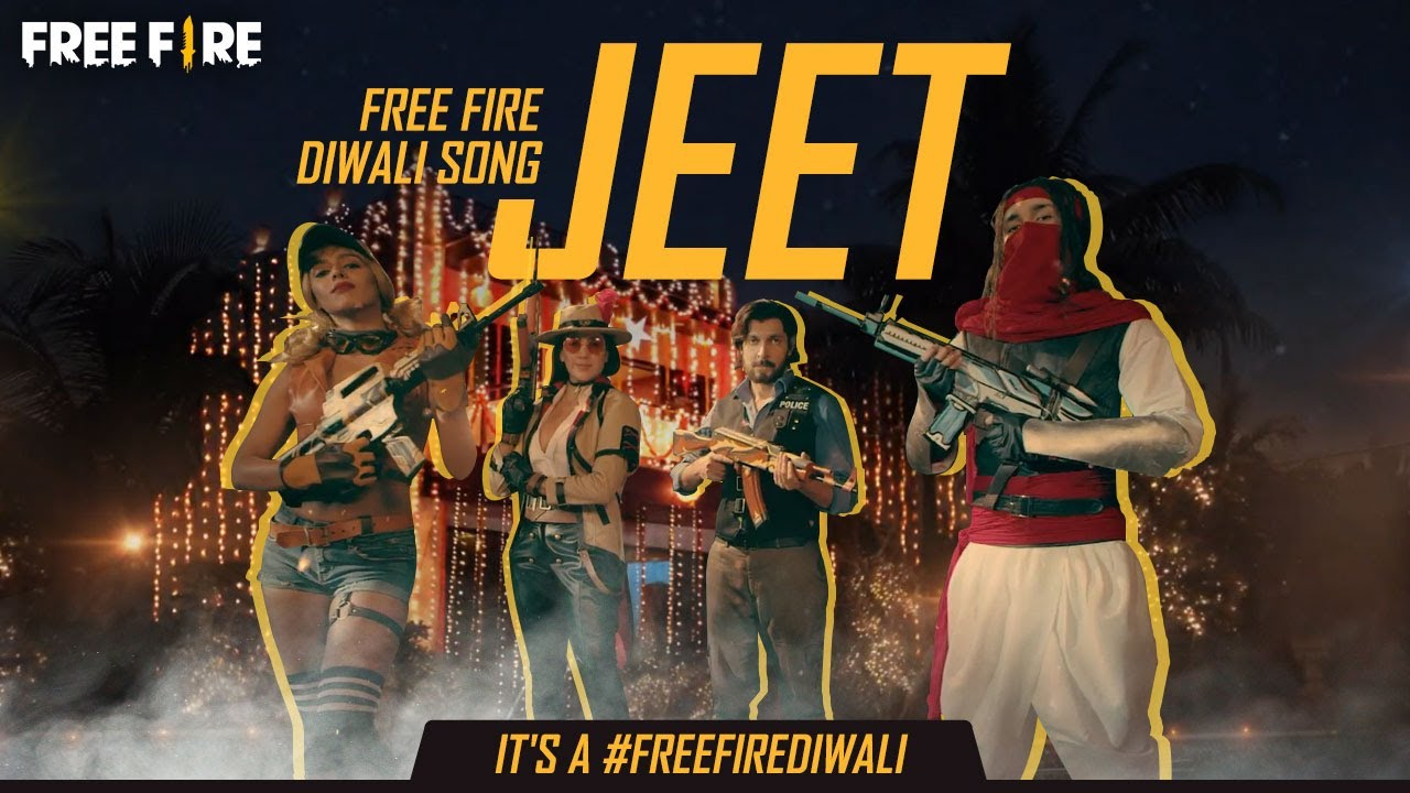 Free Fire Diwali 2020 Music Video | Song: Jeet by RITVIZ
