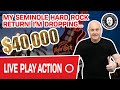$25K LIVESTREAM HIGH LIMIT SLOT PLAY FROM SEMINOLE HARD ...