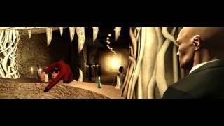 Hitman Blood Money Cutscene Glitch Fun - BOOM!