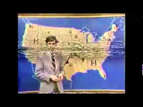 Grand Rapids News 8 Weather from 1981