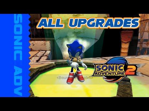 Sonic Adventure 2 / All Upgrades (Hero | Dark) [1080p@60]