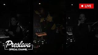PRESLAVA - NO BATTERY /Преслава -Как се пее без батерия на микрофона 🙈