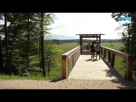 E-Bike in Bayern: E-Bike Tour durch den Rupertiwinkel im Berchtesgadener Land, Oberbayern