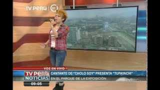 Ruby Palomino y Uchpa se unen concierto