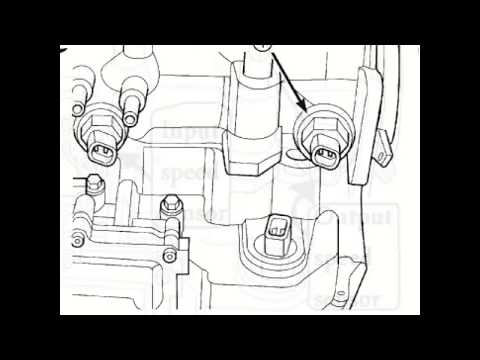 Pt Cruiser input output sensor location - YouTube