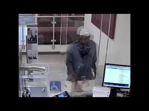 Person of Interest in Attempted Unarmed Bank Robbery, 1300 b/o Penn Ave, NW, on June 13, 2017