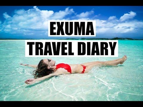 TRAVEL DIARY: Exuma Bahamas