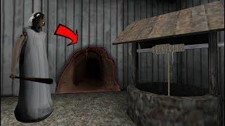 Granny's Secret Hidden Tunnels!!! | Granny The Mobile Horror Game (Story)