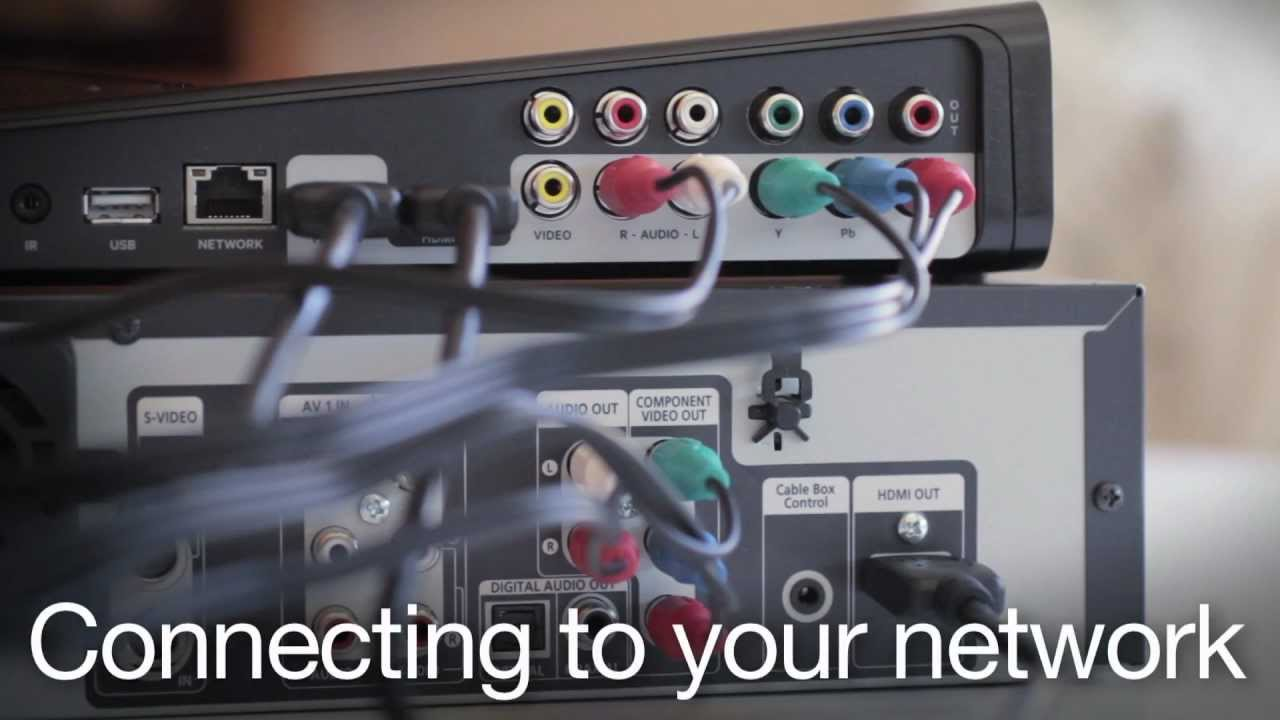wiring diagram for slingbox getting started with your slingbox 500 youtubegetting started with your slingbox 500 [ 1280 x 720 Pixel ]