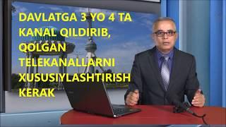 mirziyoyev TV komissiyasiga takliflar Мирзиёев ТВ комиссиясига таклифлар