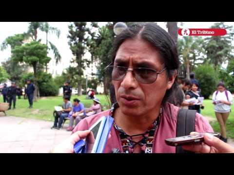 Marcha de los Pueblos Indígenas