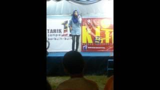 Salwa Razak - Ahmad live