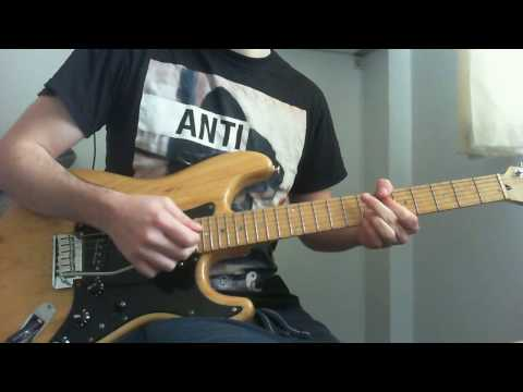 RAD 49: Mildly Squanchy Dorian Blues Rock Riff - Riff A Day
