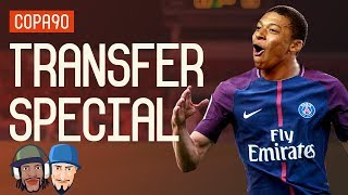 Will Mbappe Follow Neymar to PSG? | Comments Below Transfer Special