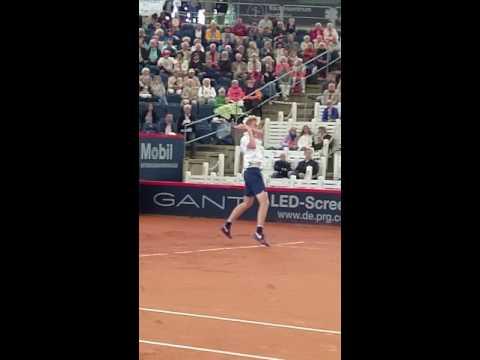 German Open Hamburg Rothenbaum Tennis Louis Wessels