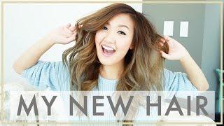 NEW HAIR + Hair Care Routine for Healthy Hair | ilikeweylie