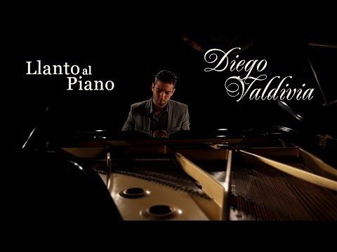 """""""Llanto Al Piano"""" - Diego Valdivia"""