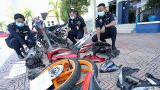 Polis tumpaskan Geng Azahar