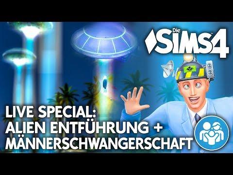 Live Special: Schwanger von Aliens - Let's Play Die Sims 4 Elternfreuden (deutsch) von YouTube · Dauer:  1 Stunde 12 Minuten 17 Sekunden