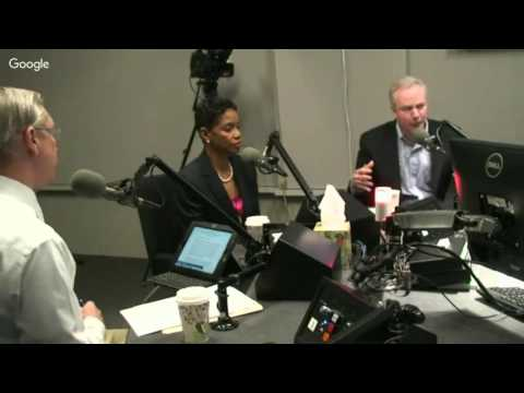 The Politics Hour - March 18, 2016: Donna Edwards & Chris Van Hollen Debate