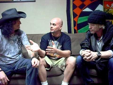 Michael Schenker & Robin McAuley interview, Part 1 of 2: March 16, 2012 (San Antonio, Tx.)