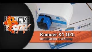 Kamoer X1 101: Installation & Setup