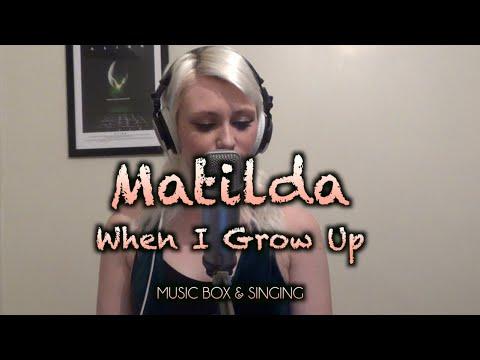 matilda when i grow up pdf