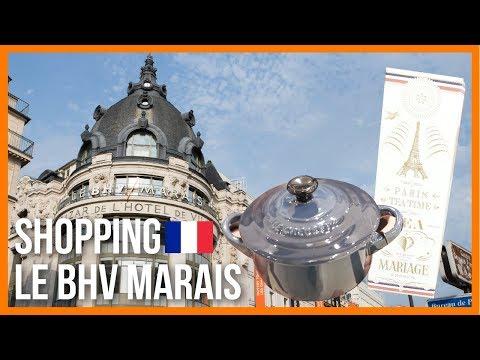 LE BHV MARAIS   Enjoy Shopping At BHV