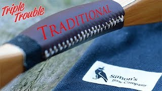 Raptor Horsebow Review with Simon's Bow Company! - TRADITIONAL